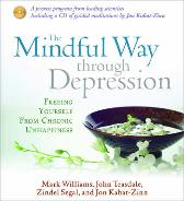 Mindful Way Through Depression - Mark Williams John  Teasdale