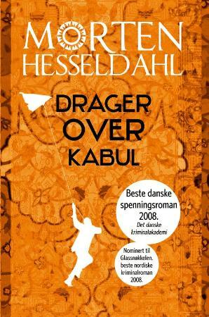 Drager over Kabul - Morten Hesseldahl