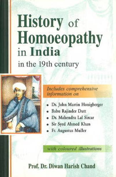 History of Homeopathy in India in the 19th Century -