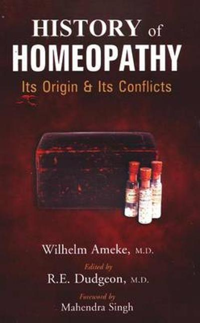 History of Homeopathy - Wilhelm Ameke