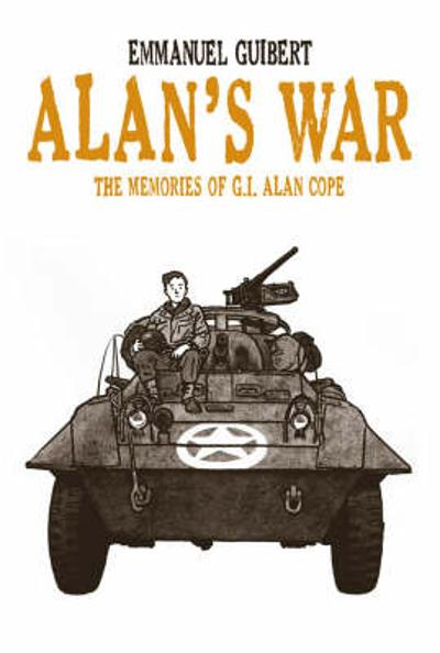 Alan'S War - Emmanuel Guibert