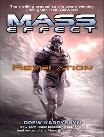 Mass Effect: Revelation - Drew Karpyshyn