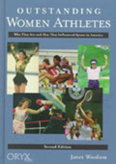 Outstanding Women Athletes - Janet Woolum