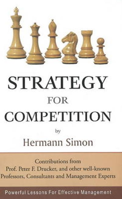 Strategy for Competition - Herman Simon