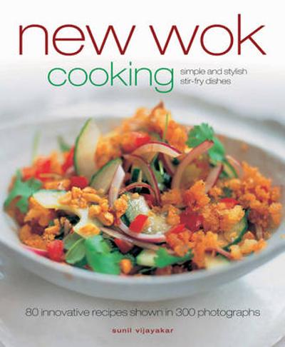 New Wok Cooking - Sunil Vijayakar