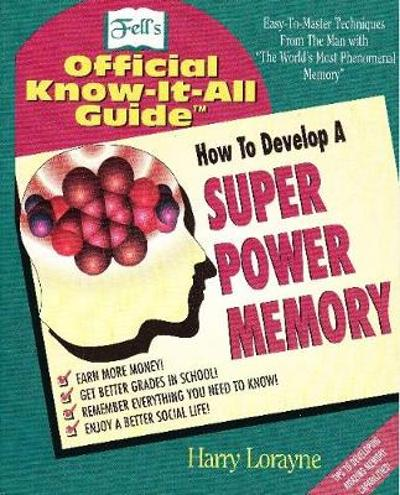 Super Power Memory - Walter B. Gibson