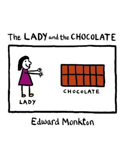 The Lady and the Chocolate - Edward Monkton