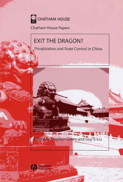 Exit the Dragon? - Stephen Green