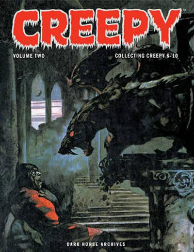 Creepy Archives Volume 2 - Archie Goodwin