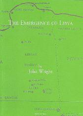 The Emergence of Libya - John Wright