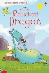 The Reluctant Dragon - Katie Daynes Katie Daynes Fred Blunt