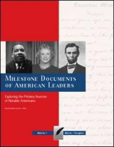 Milestone Documents of American Leaders - Paul Finkelman