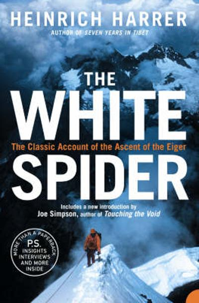The White Spider - Heinrich Harrer