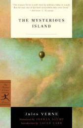 Mod Lib The Mysterious Island - Jules Verne