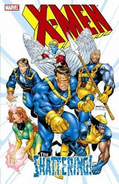 X-men: The Shattering - Terry Kavanagh