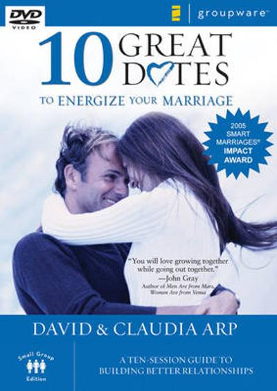 10 Great Dates to Energize Your Marriage -