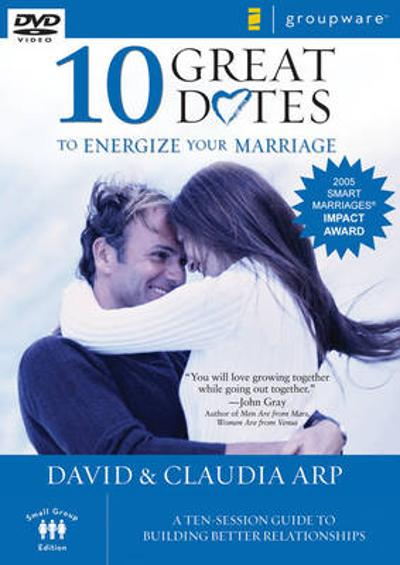 10 Great Dates to Energize Your Marriage, Session 3 -