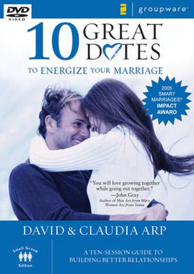 10 Great Dates to Energize Your Marriage, Session 2 -