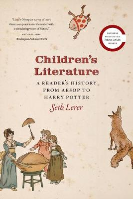 Children's Literature - Seth Lerer