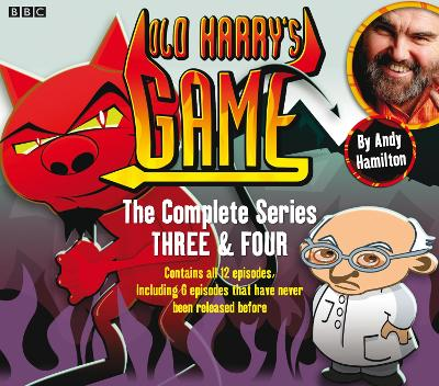 Old Harry's Game: The Complete Series Three & Four - Andy Hamilton