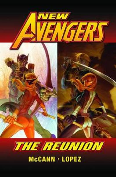 New Avengers: The Reunion - Jim McCann