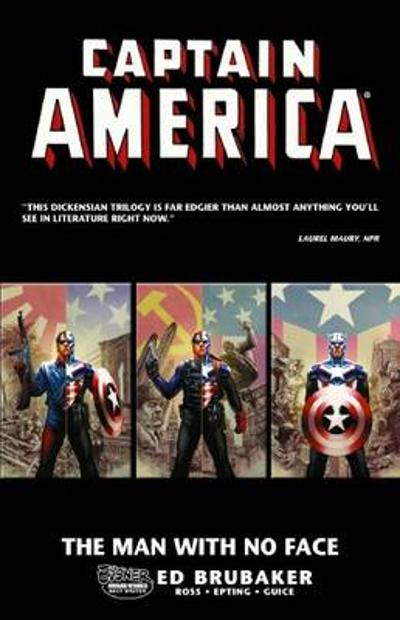 Captain America: The Man With No Face - Ed Brubaker