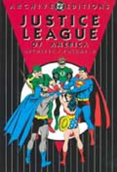 Justice League Of America Archives HC Vol 08 - Gardner F. Fox