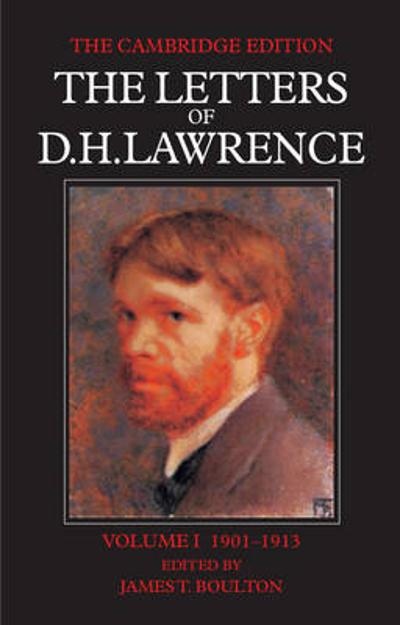 The Letters of D. H. Lawrence 8 Volume Set in 9 Paperback Pieces - D. H. Lawrence