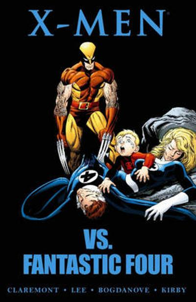 X-men Vs. Fantastic Four - Stan Lee