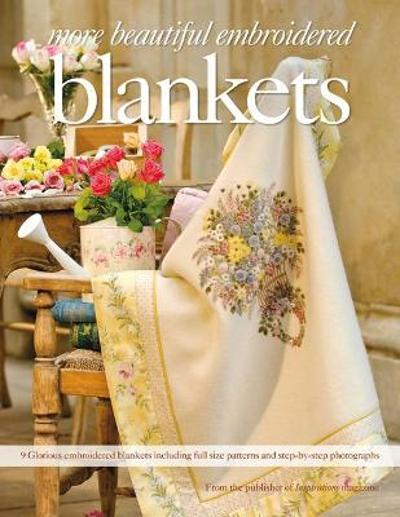 More Beautiful Embroidered Blankets -