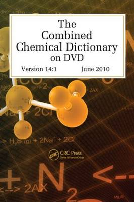The Combined Chemical Dictionary on DVD - John Buckingham