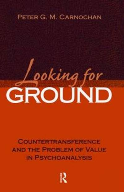 Looking for Ground - Peter G. M. Carnochan