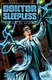 Doktor Sleepless - Warren Ellis Ivan Rodriguez