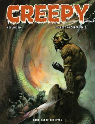 Creepy Archives Volume 6 - Various