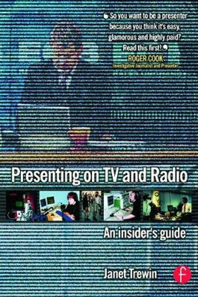 Presenting on TV and Radio - Janet Trewin