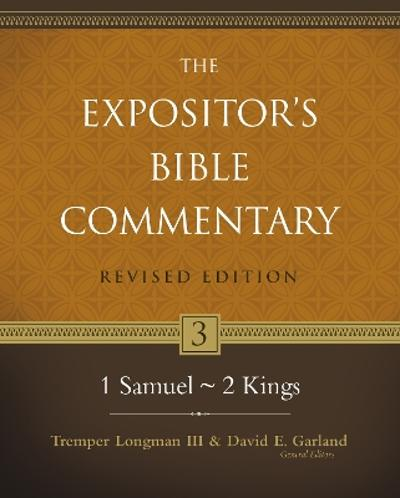 1 Samuel-2 Kings - Tremper Longman III