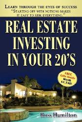 Real Estate Investing In Your 20's - Ross Hamilton