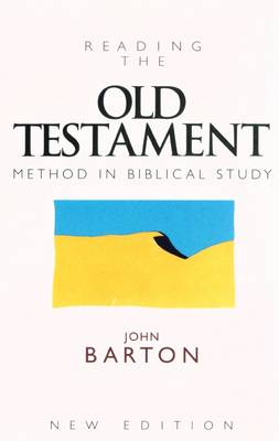 Reading the Old Testament - John Barton