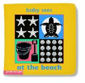 Baby Sees Bath Book: At the Beach - Chez Picthall