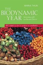 The Biodynamic Year - Maria Thun MATTHEW BARTON
