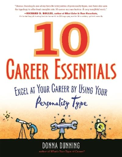 10 Career Essentials - Donna Dunning