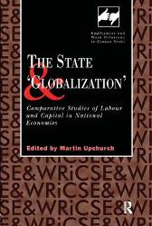 The State and 'Globalization' - Martin Upchurch