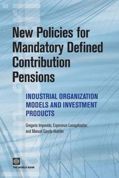New Policies for Mandatory Defined Contribution Pensions - Gregorio Impavido