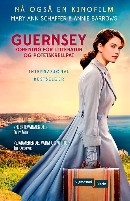 Guernsey forening for litteratur og pote - Mary Ann Shaffer