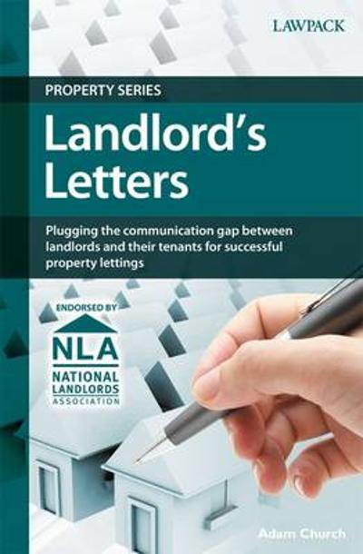 Landlord's Letters - Adam Church