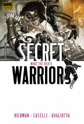 Secret Warriors Vol.3: Wake The Beast - Stefano Caselli Jonathan Hickman Gianluca Gugliotta