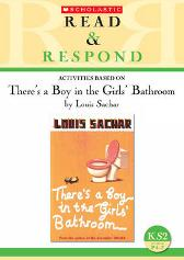 There's A Boy in the Girl's Bathroom - Jillian Powell Mike Phillips