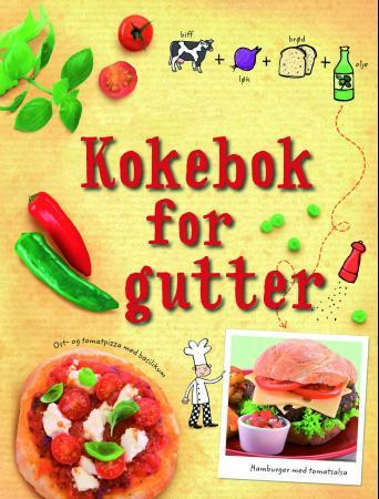 Kokebok for gutter - Abigail Wheatley