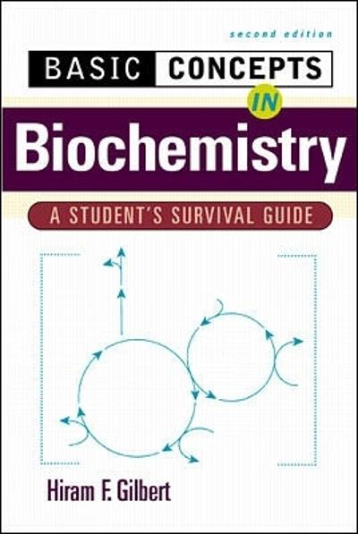 Basic Concepts in Biochemistry: A Student's Survival Guide - Hiram Gilbert