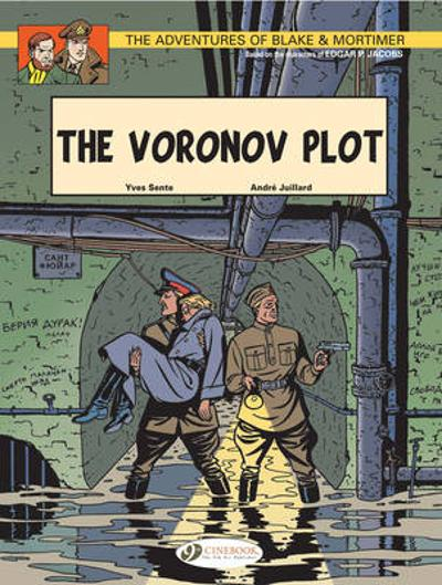 The Adventures of Blake and Mortimer - Yves Sente
